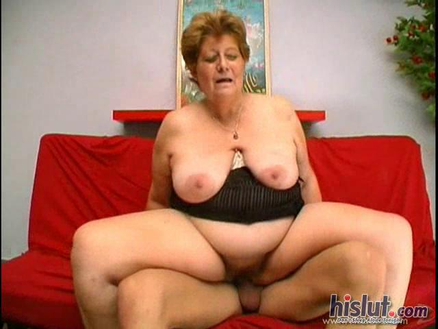 Check out the rolls on this grandma rack
